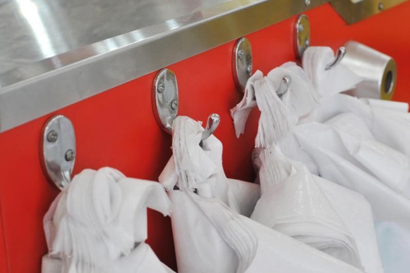 Plastikiniai maišeliai – perkamiausia prekė Rusijos parduotuvėse