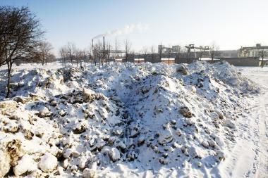 Sniego aikštelės liks pustuštės