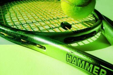 Permainingi lietuvių pasirodymai jaunių teniso turnyre JAV