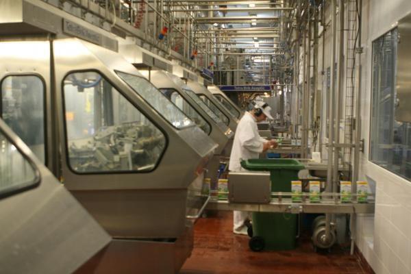 Pramonės produkcija per metus pabrango 12,1 proc.