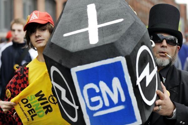 GM grąžino 200 milijonų eurų