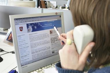 D.Matulionis: ministerijų tinklalapių suvienodinimas nebus brangus