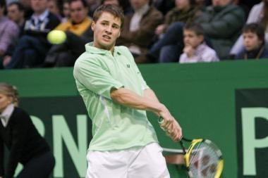 R.Berankis - ATP serijos teniso turnyro JAV ketvirtfinalyje