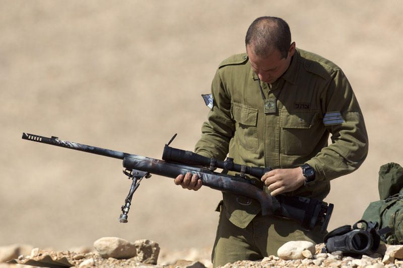 Izraelio policija panaudojo ašarines dujas prieš mokinius