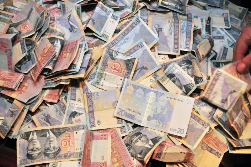 Plėšikai iš laiškininkės atėmė 5 tūkst. litų, skirtų pensijoms mokėti