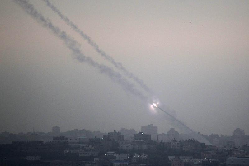 Tel Avive vėl kaukia oro pavojaus sirenos