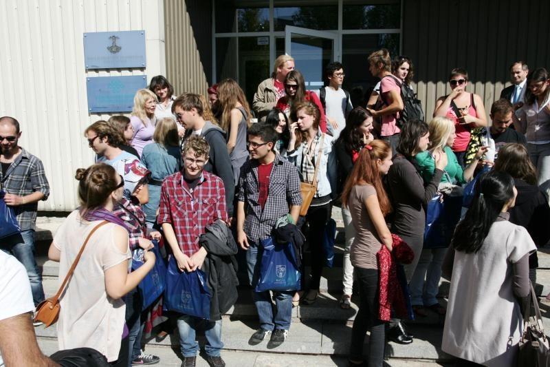 """""""Erasmus"""" programa gyvuoja jau ketvirtį amžiaus"""