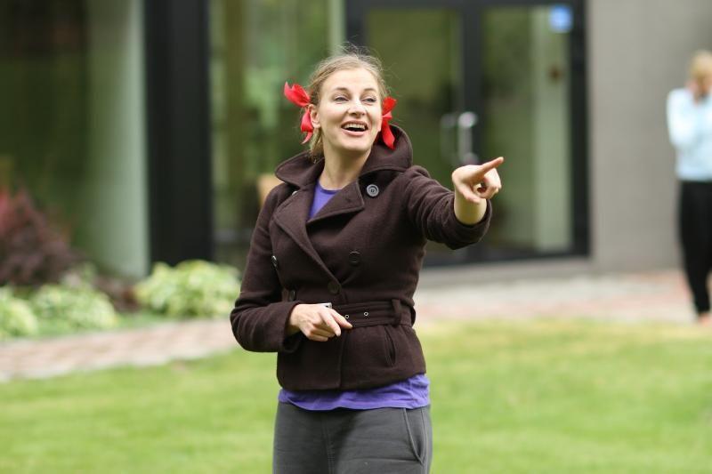 Prie LNK šokių projekto prisijungė ir aktorė Aušra Štukytė