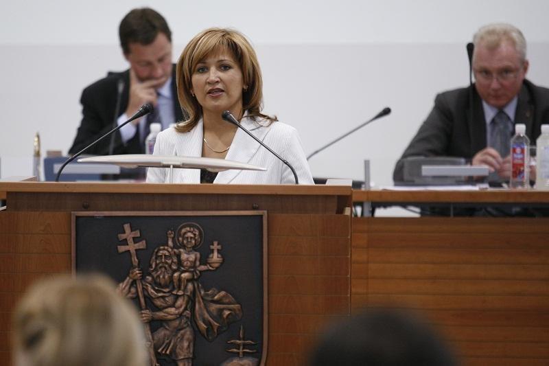 Savivaldybės administracijos direktoriaus pavaduotoja išrinkta E.Tamošiūnaitė