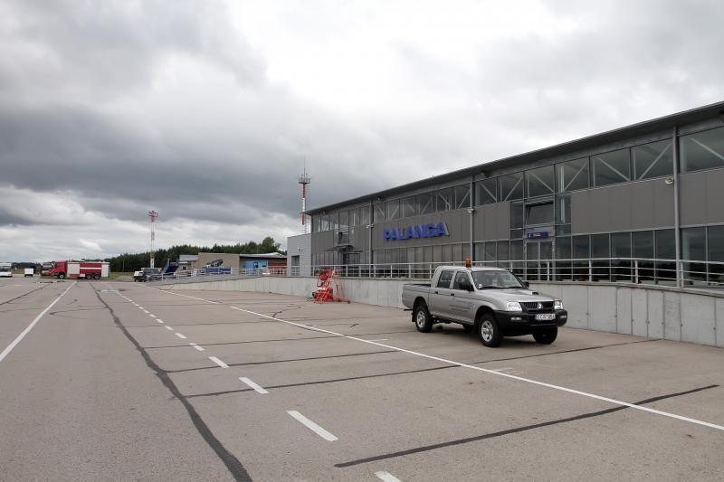 Pinigų Palangos oro uostui Klaipėda skirs tik šiam išpildžius sąlygą