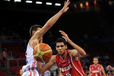 Kroatijos krepšininkai 84:64 sutriuškino Tunisą