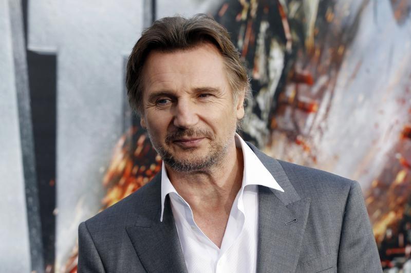 Liamas Neesonas savo 60-ąjį gimtadienį paminėjo kukliu vakarėliu