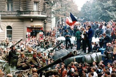 Vilniuje atidaroma Prahos pavasario atgarsius įamžinusi paroda