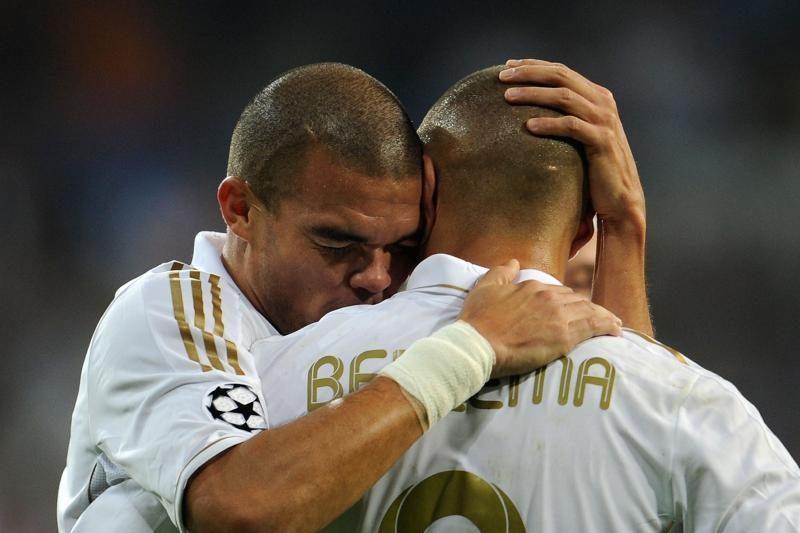 """Čempionų Lyga: """"Realas"""" pamokė Liono """"Olympique"""""""