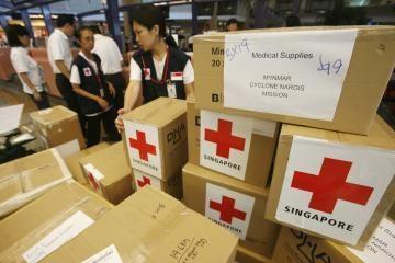 Mianmaro chunta sutiko įsileisti visus gelbėtojus