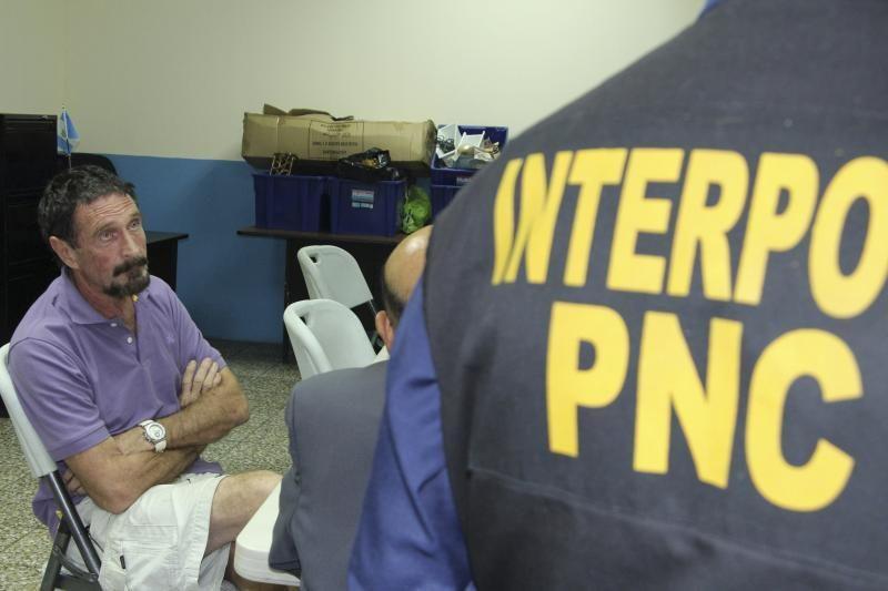 Gvatemaloje suimtas JAV interneto saugumo guru