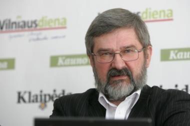 G.Babravičius gali dalyvauti Seimo nario rinkimuose Klaipėdoje
