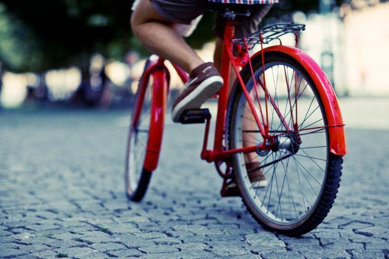 KET egzamino dalyviams koją pakišo klausimai apie dviratininkus