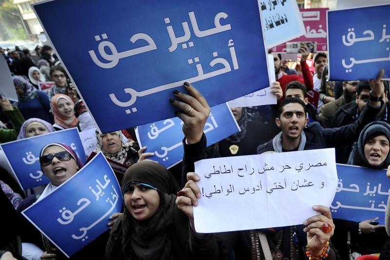 Egipte į prezidento postą taikosi daugiau kaip 500 kandidatų