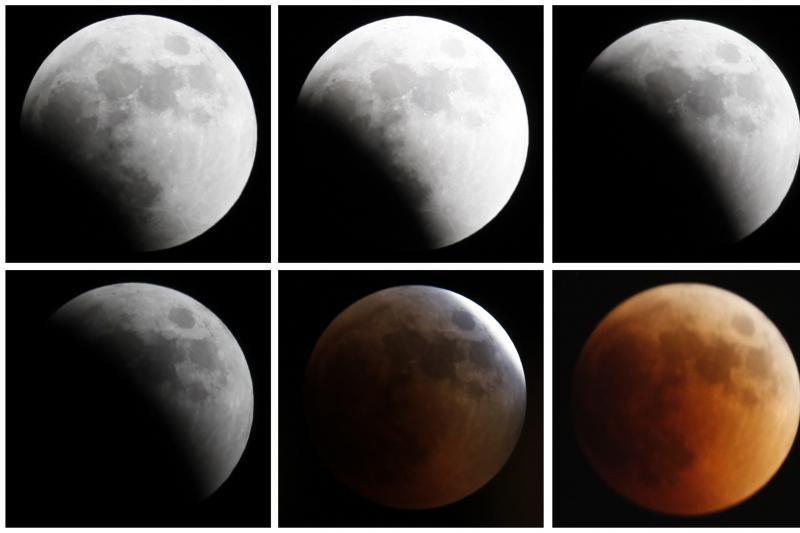 Mėnulio evoliucija vos per 2,5 minutes