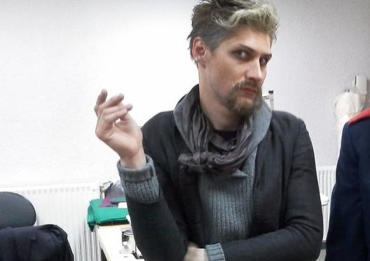 J. Statkevičių parodijuojantis aktorius: jis pats yra personažas