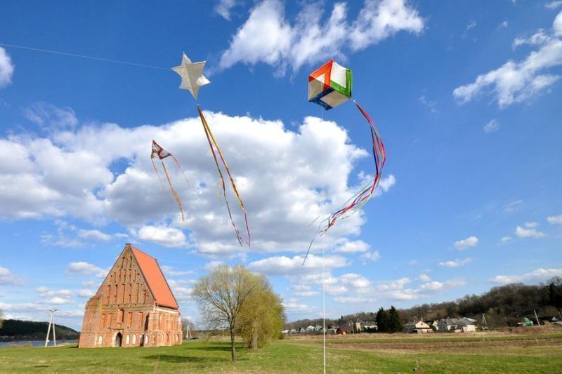 Šeštadienį Zapyškyje – muzikos, vėjo ir aitvarų šventė