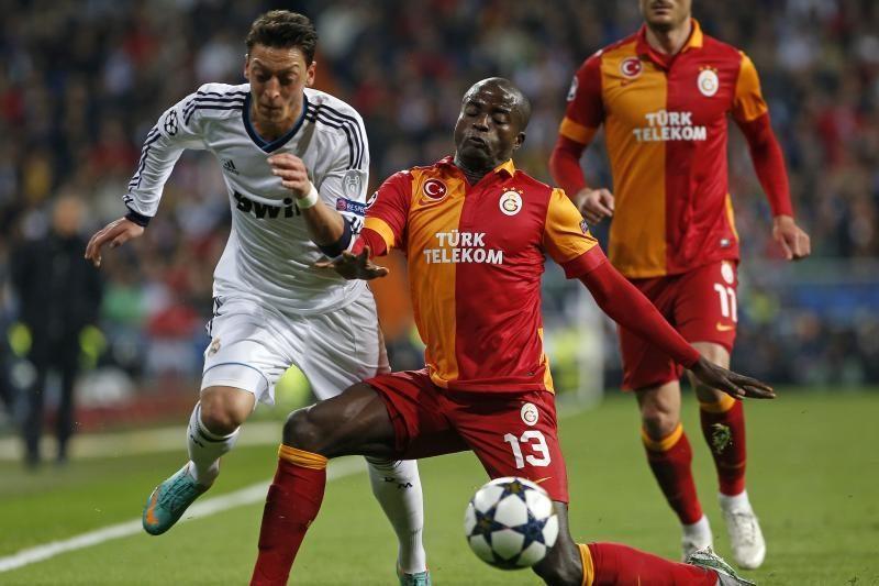 """Čempionų lyga: ar savo aikštėje """"Galatasaray"""" pajėgūs įkasti """"Real""""?"""