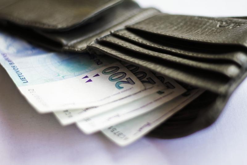 R.Šadžius: kitąmet valstybės tarnautojų atlyginimai didės