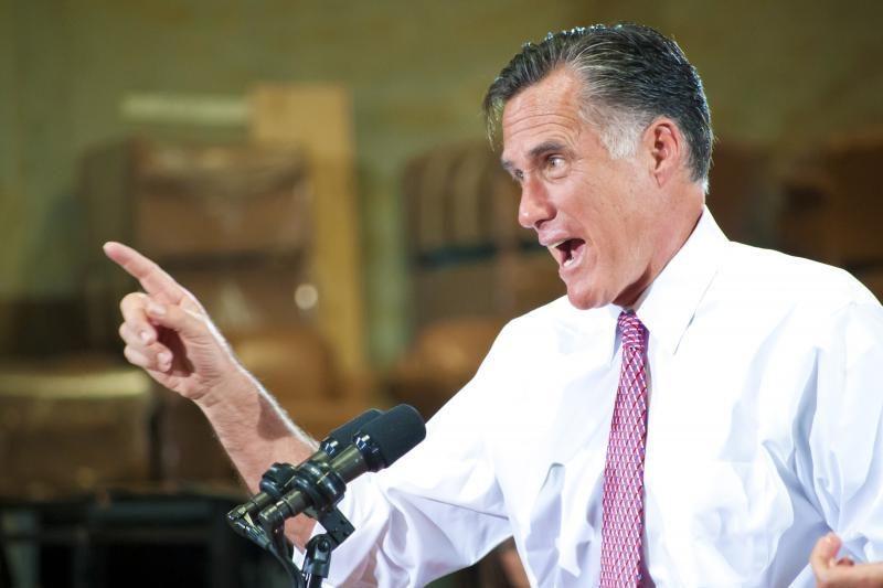 M.Romney gegužę lėšų kampanijai surinko daugiau už B.Obamą