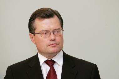 R.Šukys - prieš skolų nurašymą už sveikatos draudimo mokestį