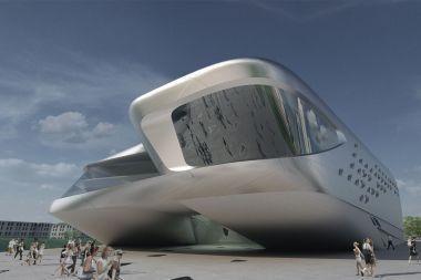 A.Kubilius: Guggenheimo vardas Lietuvoje sukompromituotas