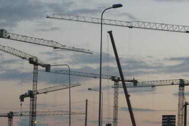 Statybose daugiau tvarkos