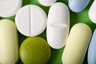 Kompensuojamųjų vaistų sąrašas gerokai sutrumpės