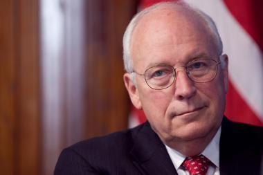 Buvęs JAV viceprezidentas D.Cheney paguldytas į ligoninę