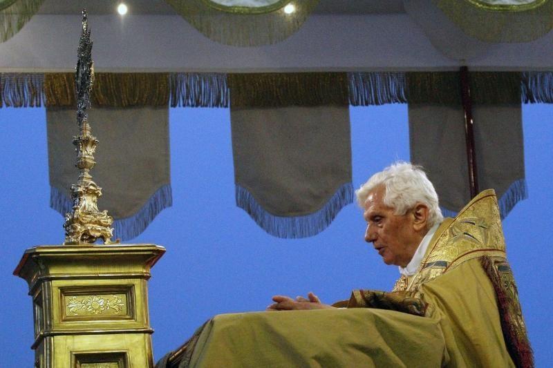 Popiežius: futbolas kalba apie brolybę ir meilę