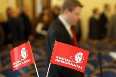 Per Seimo rinkimus daugiausia balsų gautų socialdemokratai