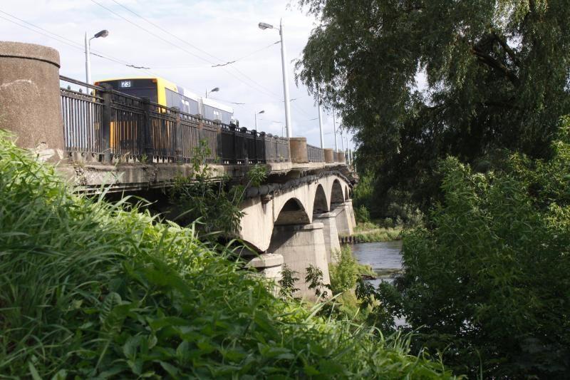 Panemunės tiltą antram gyvenimui prikelti veržiasi užsienio bendrovės