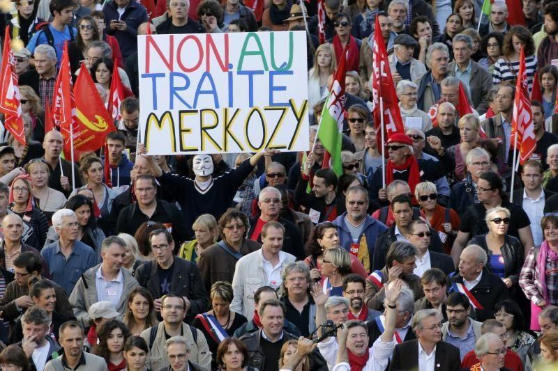 Prancūzijos parlamente prasideda debatai dėl ES fiskalinės drausmės
