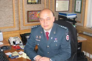 Paskirti visų apskričių policijos vadovai