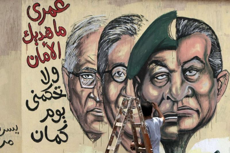 Egipte su jauduliu laukiama istorinių prezidento rinkimų