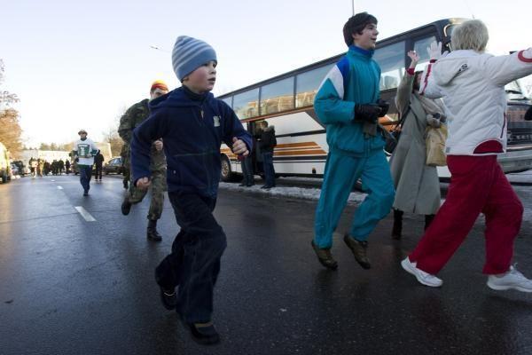 Klaipėdos bėgikai kviečia į ekomaratoną