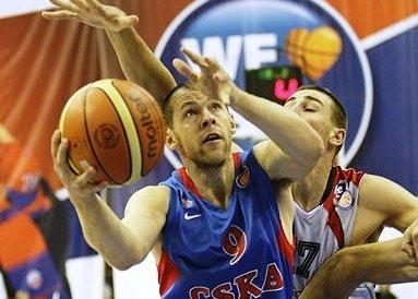 """Vieningoji krepšinio lyga: CSKA – """"Lietuvos rytas"""" 80:61"""