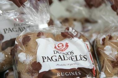 Šiemet lietuviai valgė mažiau duonos
