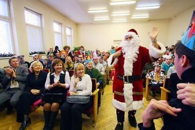 Kalėdos – Vilijampolės jaunimo ir vaikų pensionate
