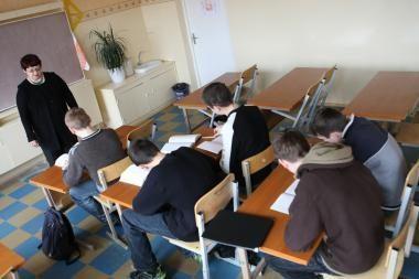 Iš Klaipėdos mokyklų traukiasi ligos