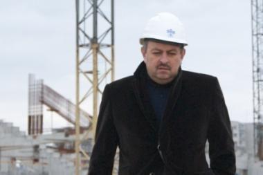Vilniaus meras: nacionalinio stadiono statybos sutartis - korupcinė (papildyta)