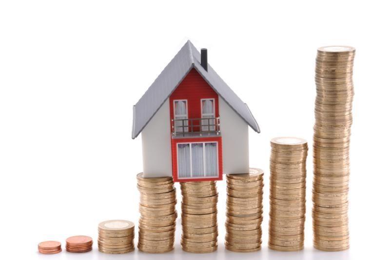 Butų pardavimas didėjo apie 3 proc., namų – sumenko 16 proc.