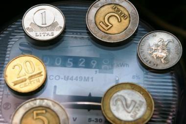 Sausį per 40 proc. elektros nupirkta elektros biržoje, už ją mokėta šiek tiek pigiau