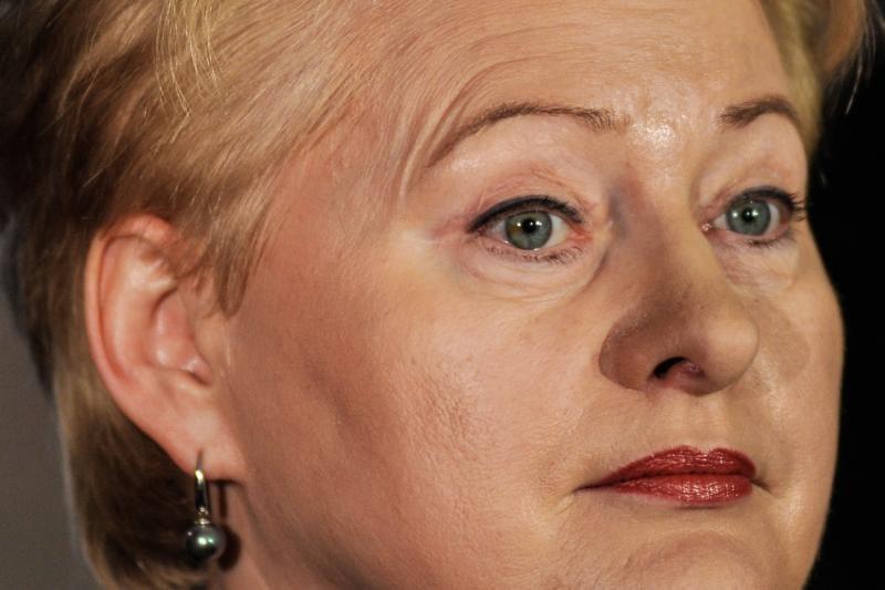 D. Grybauskaitė: M.Thatcher buvo reikli, išmintinga ir labai atsakinga