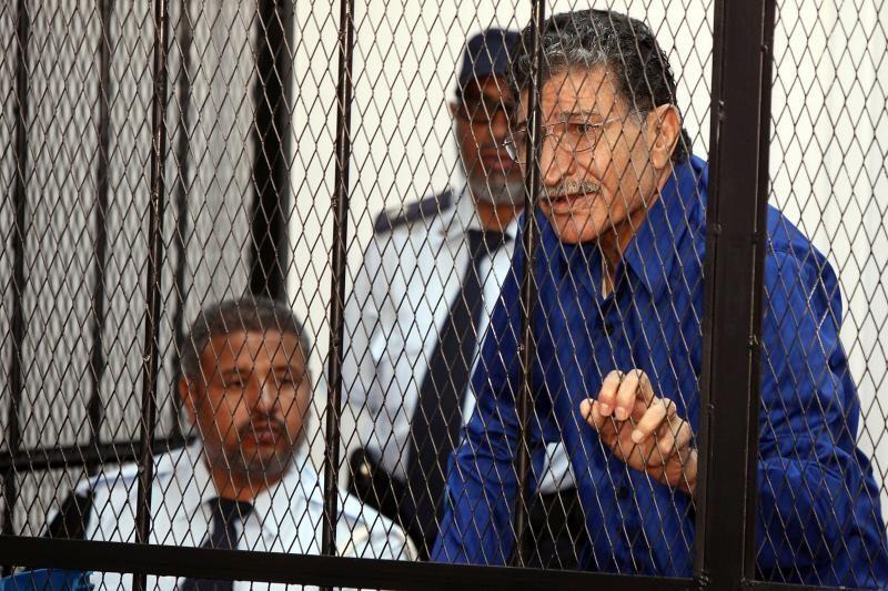 Prasidėjo pirmasis M.Kadhafi režimo pareigūnų teismo procesas